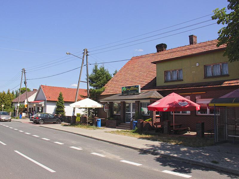 Bar pod kasztanem - Szczedrzyk