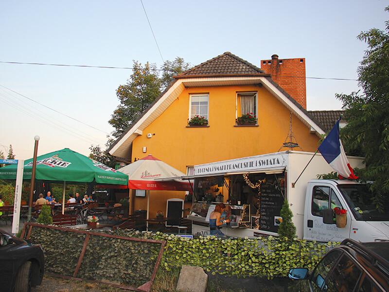 Bar w Niwkach - Niwki