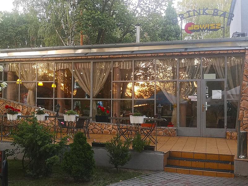 Drink Bar Jowisz Jezioro Turawskie