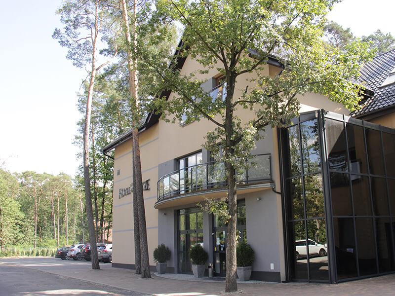 Hotel Zacisze - I Love Turawa noclegi Jezioro Turawskie