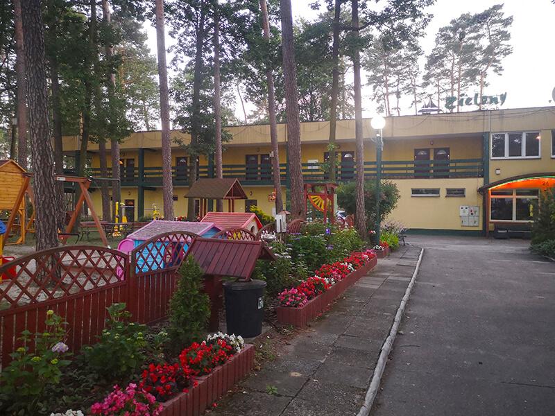 Hotel Zielony - Turawa