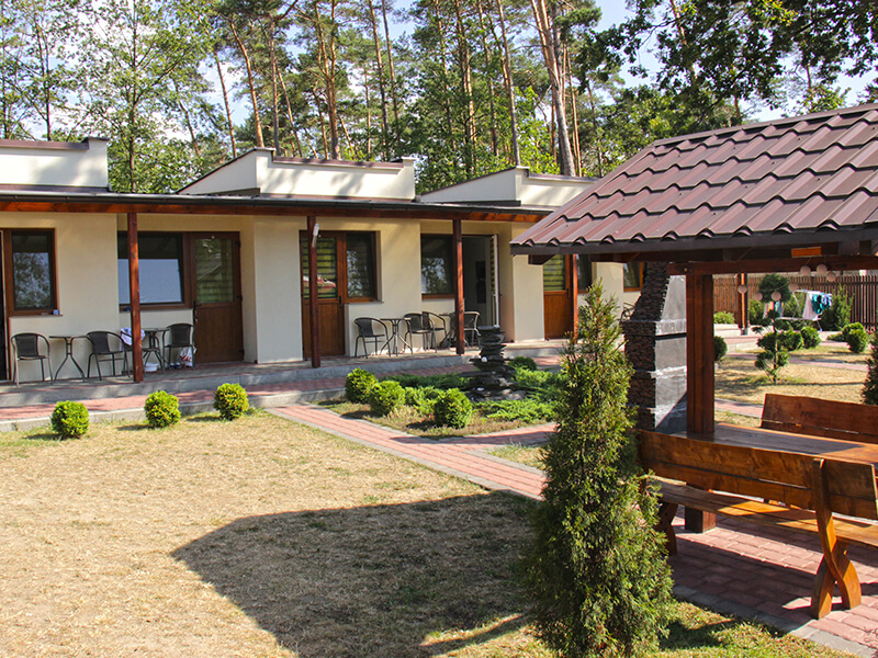 Ostoja Turawa - noclegi - Jezioro Turawskie
