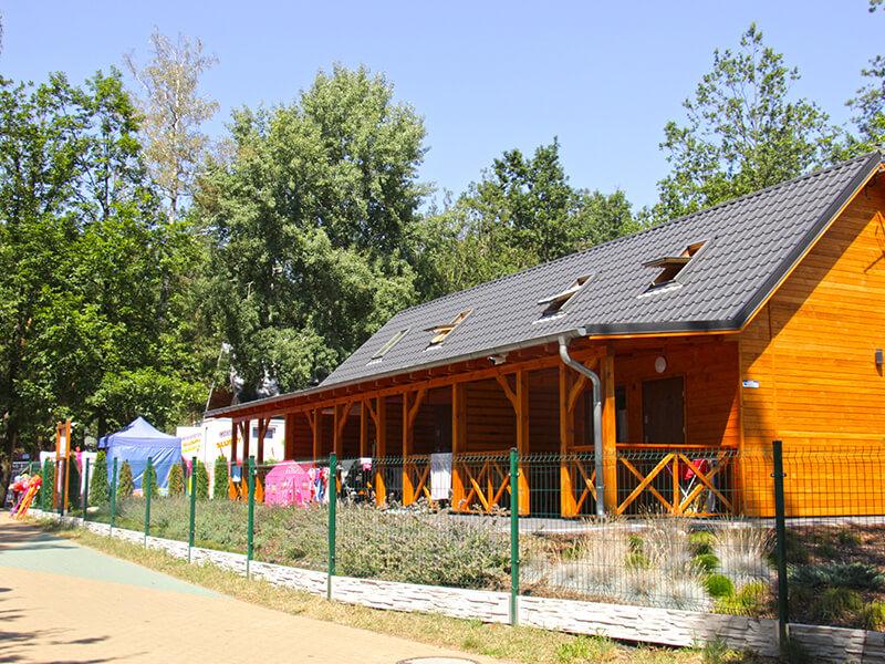 Sloneczne Domki Turawa - Jezioro Srednie
