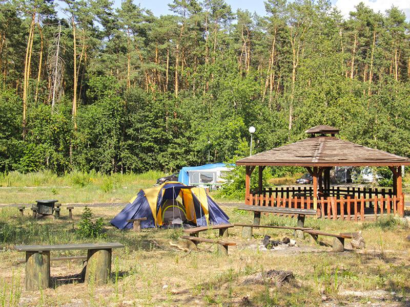 Turawik Camping - Turawa - Biwakowa